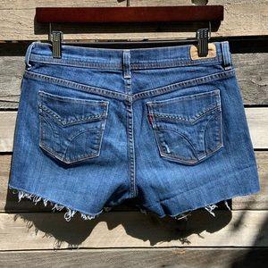 🌻Levi's 505 Cutoff Jean Shorts | Size 8 {J8}